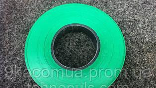 Лента для подвязки растений, (лента для подвязки винограда) толщина 150 микрон, длинна 25 метров, цвет зеленый