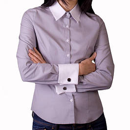 Женские классические блузы