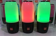 Портативная bluetooth колонка JBL c цветной подсветкой Q690 Pulsation 3 (Реплика)
