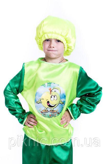 bdee3188b78 Детский костюм Яблоко для детей 4