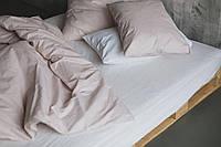Комплект постельного белья, евро, хлопок-ранфорс 200*220, фото 1