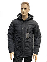 Зимняя мужская классическая куртка