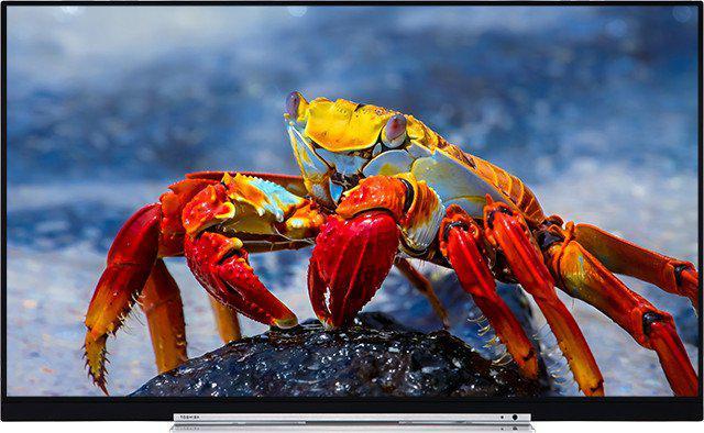Телевизор Toshiba 55U7763DA (55 дюймов, Smart TV, Ultra HD, 4K, Wi-Fi, HDMI, USB)