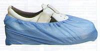 """Бахилы на обувь полиэтиленовые """"ВИЗИТ"""", упаковка - 100шт(50пар)"""