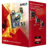 Процессор FM2+ AMD A6-7400K 2x3,5Ghz 1Mb Cache (AD740KYBJABOX) новый