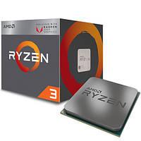 Процессор AM4 AMD Ryzen 3 2200G 4x3,5Ghz 4Mb Cache (YD2200C5FBBOX) новый