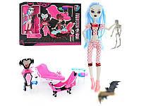 Мебель 66535 Monster High, кукла шарнирная