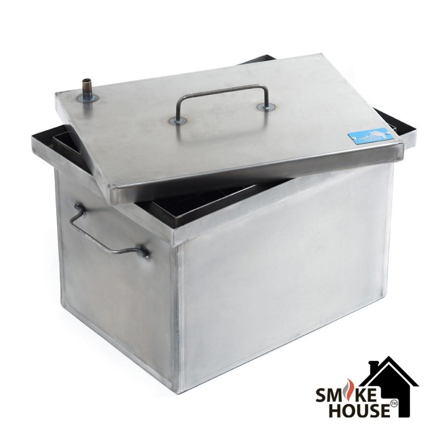 Купить домашнюю коптильня горячего копчения самогонные аппараты добрый жар экстра люкс