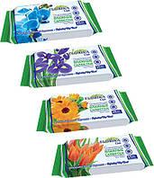 Влажные салфетки Florika Освежающие Цветы - 15 шт.