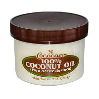 Кокосовое масло Cococare 100% coconut oil 198гр