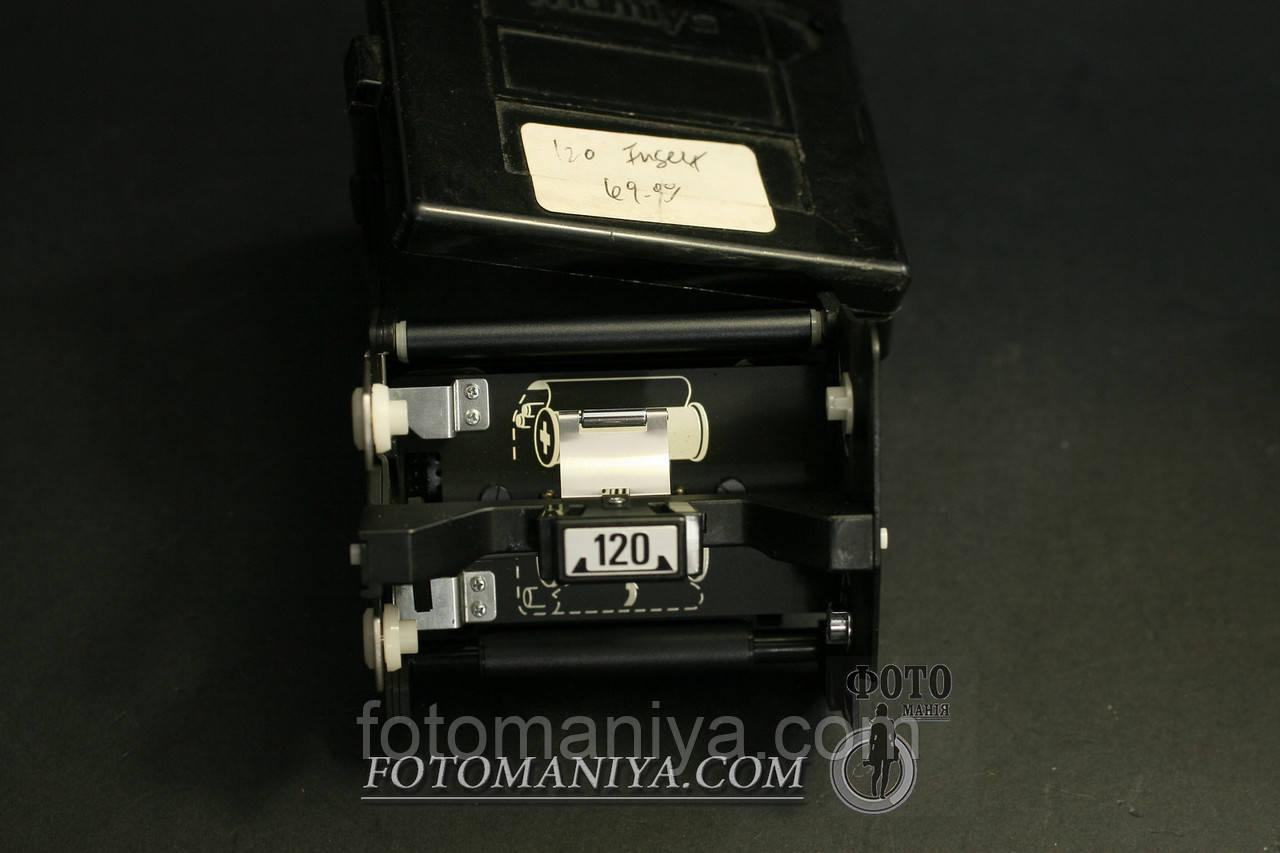 Mamiya 645 120 Film Insert