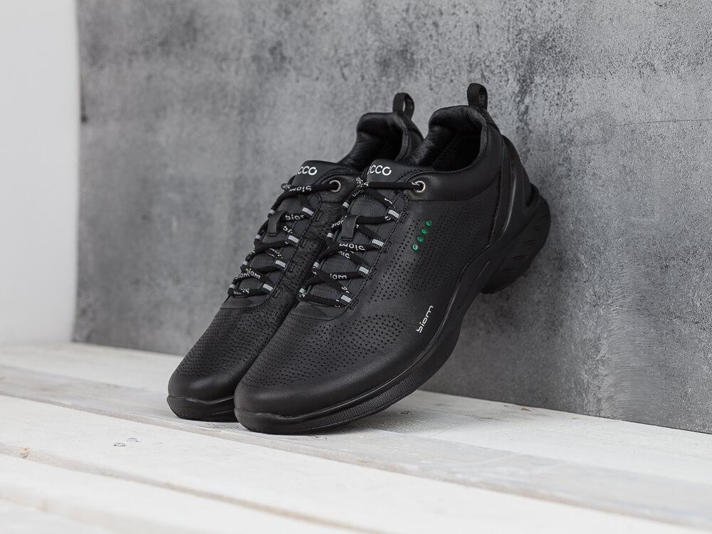 1b9c08520 Кроссовки Ecco Biom Black Leather - Интернет магазин обуви «im-РоLLi» в  Киеве