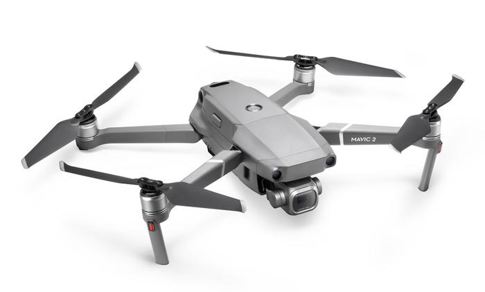 Квадрокоптер Mavic 2 Pro DJI + шлем виртуальной реальности Goggles