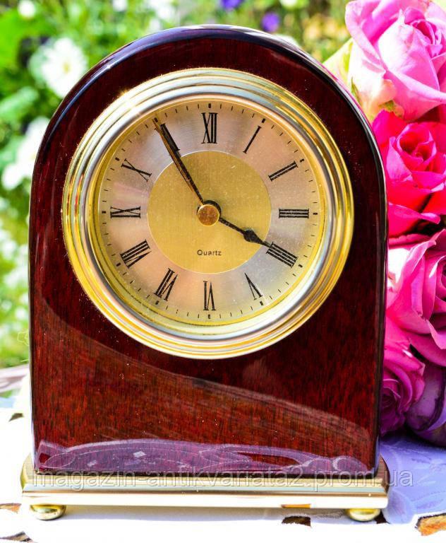 Коллекционные оригинальные настольные часы! Ретро!