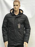 Зимняя классическая куртка для мужчин