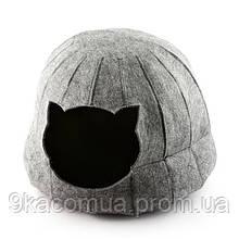 Домик для кошки Полусфера без подушки Digitalwool