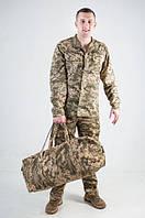 Транспортная военная сумка ЗСУ пиксель