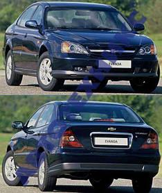 Фонари задние для Chevrolet Evanda '03-06