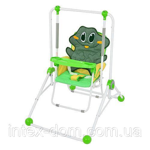 Качели Лягушка (NA 02B-frog)