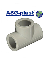 Тройник ппр равный Ø50 ASG-Plast (Чехия), фото 1