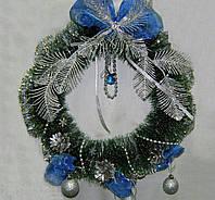 Венок новогодний, рождественский
