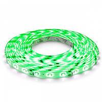 Светодиодная лента LED Biom 2835-60 IP65 зеленый цвет, герметичная, 1м
