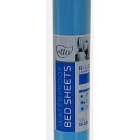 Простыни в рулонах масло водонепроницаемые 0,8м*50п.м. Голубые