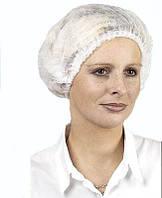 Берет-шарлотка КОМПАКТ, полипропилен-гармошка, упаковка 100шт.