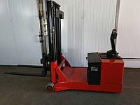 Штабелер электрический поводковый погрузчик Manulog EU 160 PFSP 2т 2,8м