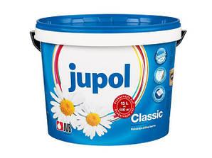 JUPOL Classic  -  Супербелая матовая краска для стен и потолков