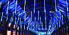 Гирлянда Метеоритный дождь «Тающие Сосульки» 50 СМ 3 м,Синий