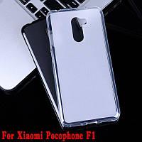 TPU чехол Tokyo для Xiaomi Pocophone F1 (2 цвета)