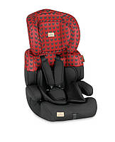 Автокресло JUNIOR PLUS 9-36 KG RED&BLACK LORELLI