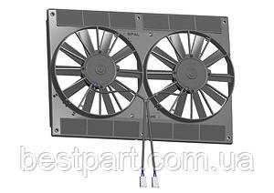 Вентилятор Spal 12V, вытяжной, 2VA06-AP8/C-27A