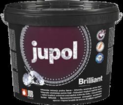 JUPOL Brilliant  - Высокоукрывистая супербелая моющаяся краска