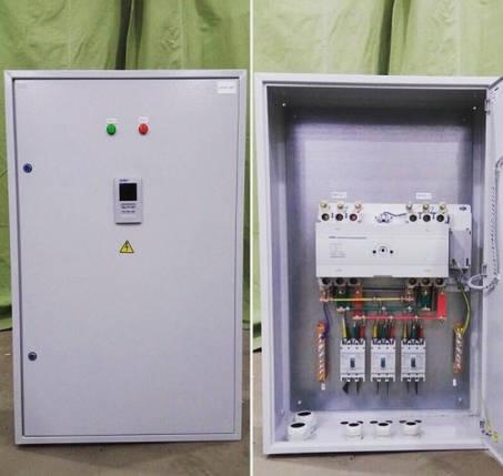 Шафа АВР 50А, 2 введення, IP31 CHINT, фото 2