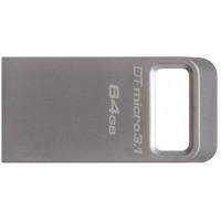 Флеш-драйв KINGSTON DT Micro 64 GB USB 3.1