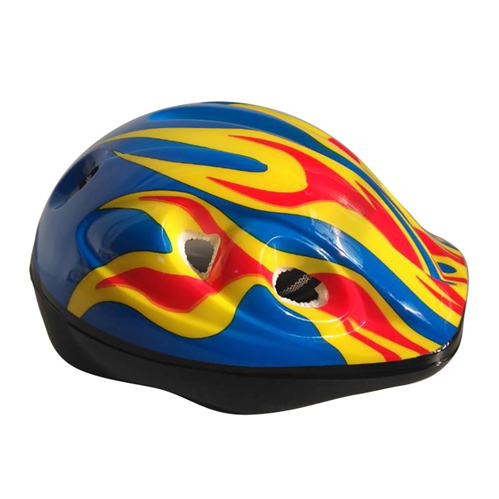 Детский защитный шлем F 22251 Синий 64674T-4