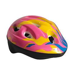 Детский защитный шлем F 22251 Розовый 64674T-3