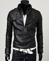 Мужская кожаная куртка. Модель 1895, фото 3