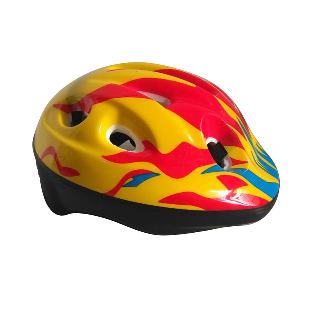 Детский защитный шлем F 22251 Желтый 64674T-2