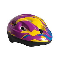 Детский защитный шлем F 22251 Фиолетовый 64674T-1