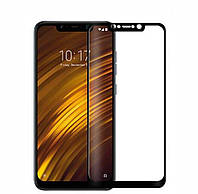 Защитное стекло для Xiaomi Pocophone F1 (2 цвета)