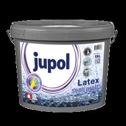 JUPOL Latex semi matt-  Полуматовая латексная краска для внутренних