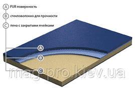 Спортивный линолеум GRABOFLEX START 4mm, фото 3