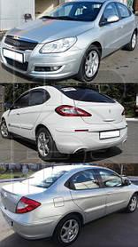 Кузовные запчасти для Chery M11 2010-