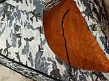 Зимняя палатка с дном DASTER |АВТОМАТ| 2,3Х2,3*1,6, фото 3