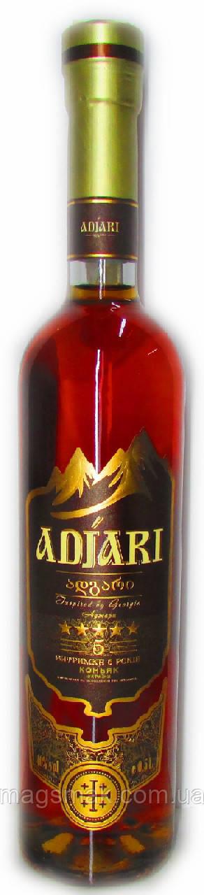 Коньяк Adjari 5* 0.5л