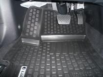 Коврики в салон для Mazda 3 (09-) полиуретановые 210020301