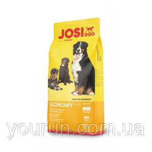 JosiDog (ДжосиДог) Economy сухой корм для взрослых собак, 18кг